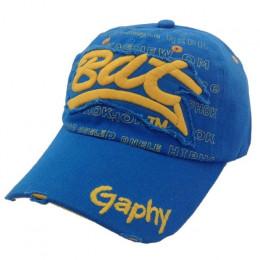13 kolory hurtownie bawełniane męskie damskie Hip Hop kapelusz list Bat unisex czapka z daszkiem zakrzywione czapki z daszkiem u