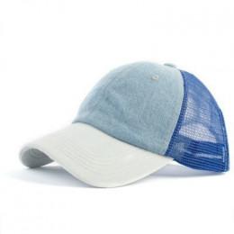 2019 Glitter kucyk czapka z daszkiem kobiety Snapback tata kapelusz siatki czapki trucker Messy Bun kapelusz na lato, żeński, re