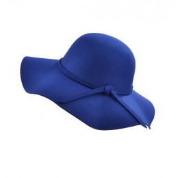 Jesień zima lato moda Fedoras Vintage czysta damska plaża słońce kapelusz kobiet fale duży brzeg Sunbonnet kapelusze pani słońce