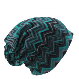 Miaoxi gorący bubel 8 kolory w paski w stylu Vintage kobiet Warm Beanie Top moda położyć na co dzień czapka zimowa czapka w styl