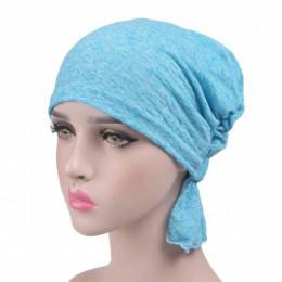 DOUDOULU głowy kapelusz po chemioterapii dla kobiet eleganckie czapki dla kobiet raka kapelusz po chemioterapii czapka szalik Tu
