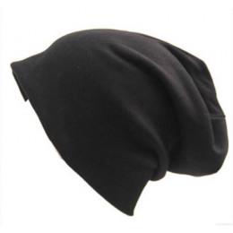 Zimowe wielofunkcyjne czapki jesień kobieta Gorros czysty kolor wydajność kobiet Beanie kapelusz wysokiej jakości kobiet Skullie