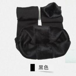 S-3XL wysoka elastyczna talia zima Plus Velvet zagęścić damskie legginsy ciepłe spodnie dobrej jakości kaszmiru grube kobiet