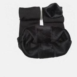 8 kolorów S-XL zima Plus kaszmiru legginsy kobieta dorywczo ciepłe duży rozmiar Faux aksamitne grube dzianiny Slim Super elastyc