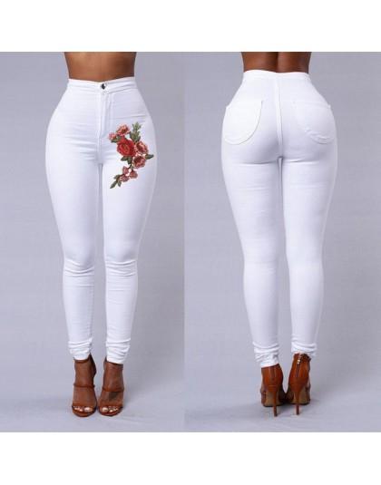2018 stałe sprane dopasowane dżinsy kobieta wysoka talia nowe spodnie jeansowe Plus rozmiar Push Up spodnie 2018 ciepłe spodnie