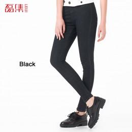 LEIJIJJEANS 2019 kobiety push up jeans kobiet Plus Size wysokiej talii spodnie pełna długość kobiety na co dzień Stretch Skinny