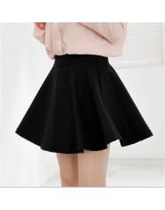 2018 lato koreański plisowana spódnica seksowna spódnica dla dziewczyny lady krótki Skater kobiet mini spódnica spodnie i spódni