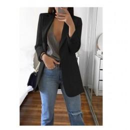 Wysokiej jakości kobiety garnitury formalne z długim rękawem szczupła marynarka biuro panie sweter Temperament garnitur kurtka E