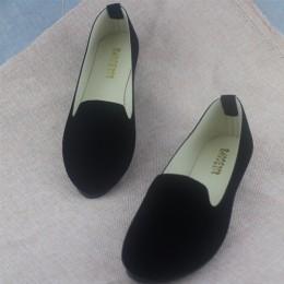 Plus Size buty damskie mieszkania cukierki kolor damskie mokasyny płaskie buty wiosenno-jesienne kobiety Zapatos Mujer letnie bu
