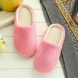 2019 hurtownie dom pantofel miękkie pluszowe bawełniane śliczne klapki antypoślizgowe podłogi Furry pantofle damskie buty do syp