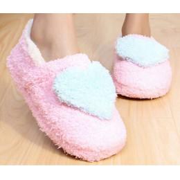 Sprzedaż!!! Piękne panie piętro domu miękkie kobiety kapcie podeszwa bawełny wyściełane buty kobiet kaszmiru ciepłe zwykłe buty