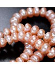 LINDO niesamowita cena AAAA wysokiej jakości naturalna perła słodkowodna naszyjnik dla kobiet 3 kolory 8-9mm perła biżuteria 45