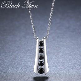 Na co dzień przyjazd 925 Sterling Silver Fine Jewelry Trendy kwiat zaręczyny naszyjniki i wisiorki dla kobiet K010