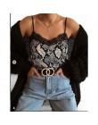Damskie Sexy dekolt w kształcie litery v Leopard Print kamizelka top bez rękawów Slim bluzki koszula kobiety casal kamizelka cam