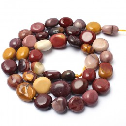 Kamień naturalny koraliki 8-10mm nieregularne agat Jasper kamień kwarcowy koraliki do tworzenia biżuterii 15 cali