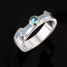 DORAMI LUX EZREAL lol para pierścienie liga legendy 925 Sterling silver dla miłośników pierścień lol pary para na całym gry