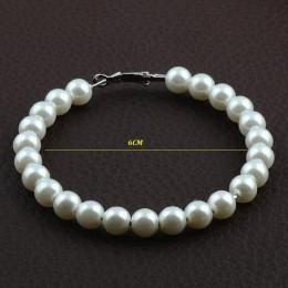 Jisensp nowy Pearl Hoop kolczyki dla kobiet wyolbrzymia Oversize Pearl koło kolczyki kolczyki moda europa klub nocny biżuteria