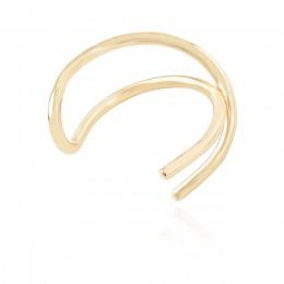 Moda chrząstki Punk Ear spinki do mankietów i staje w sytuacji sam na sam kolczyki nie-Piercing Cross 3 kolor Wrap klipsy Pierci