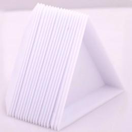 10 sztuk PP płyta taca opakowanie do przechowywania plastikowe pojemniki z tworzywa sztucznego do koraliki biżuteria wyświetlacz