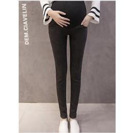 Envsoll M-3XL jeansy ciążowe dla kobiet w ciąży w ciąży spodnie ciążowe ubrania wiosna lato 2018 ciążowe spodnie Plus rozmiar