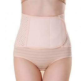 Gorąca sprzedaż po porodzie opaska na pas i wsparcie nowy po ciąży pas brzuch macierzyński bandaż zespół kobiety w ciąży bielizn