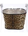 JAYCOSIN bluzki crop top Leopard Print damski tank Tops Sexy FashionTank topy kamizelka Halter Off ramię Camisole apr2