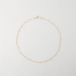 Moda biżuteria śliczne metalowy koralik prosta Choker naszyjnik łańcuch komunikat Boho wisiorki naszyjniki Bijoux kobiet prezent