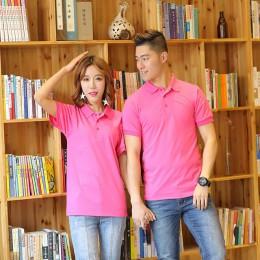 JINGDI koszulka Polo kobiety bawełna krótki rękaw reklamy Diy niestandardowe Logo koszulka Polo drukowanie na co dzień damskie P