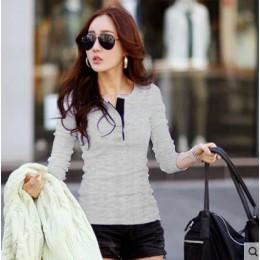 Zwykły czarna koszula fioletowy białe koszule dla kobiet bawełna oddychająca zwykły topy zwykły tee kobiety stałe