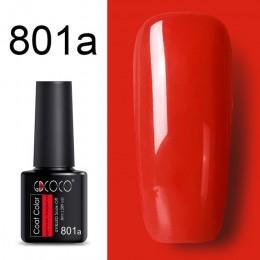 86102 GDCOCO 2019 New Arrival podkład lakier do paznokci Soak Off UV żelowy lakier do paznokci LED podkład bez wycierania Top l