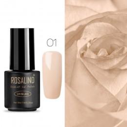 ROSALIND 7 ML żel UV do paznokci lakier do paznokci zestaw do polerowania do Manicure do paznokci Gellak Semi permanentny hybryd