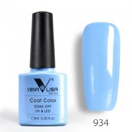 61508 Venalisa żel do paznokci 7.5 ml warstwa wierzchnia Top + podstawa płaszcz fundacji na rzecz lakier żelowy UV najlepiej na