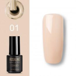 ROSALIND żel do paznokci polski zestaw do Manicure hybrydowy kolor paznokci Polygel Vernis Semi stała ochrona przed promieniowan