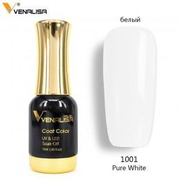 60751 2019 nowy Venalisa lakier do paznokci żel 12 ml 120 kolory żel lakier żelowy do paznokci Soak Off lakier żelowy UV lakier