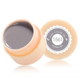 Venalisa 5 ml biały słoik czysty kolor żel do malowania paznokci żel do malowania porady DIY dekoracji CANNI cena fabryczna mala