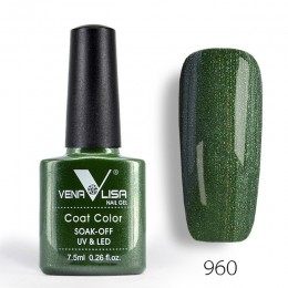61508 do paznokci dostawa fabrycznie nowe Venalisa lakier do paznokci projekt 60 kolor Soak Off żel UV farby lakier do paznokci
