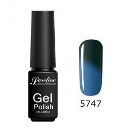 Saroline zmiana temperatury lakier żelowy UV żel polski paznokci Manicure Thermo żel do paznokci polski nastrój zmień kolor laki