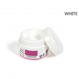 ROSALIND profesjonalny proszek akrylowy kryształ Nail Art porady Builder przezroczysty proszek Manicure różowy biały przezroczys