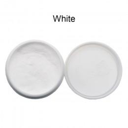 20 ml/butelka akrylowa kryształ w proszku do paznokci polimerowa biały/przezroczysty/różowy Nail Art porady Builder fałszywe por