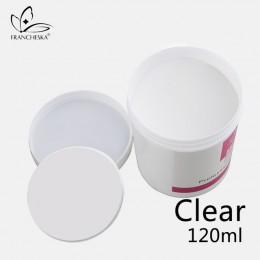 Francheska acrilico proszek akrylowy 120 ml unas acrilicas polvere acrilica unghie polvos acrilicos akryl czy do paznokci manicu