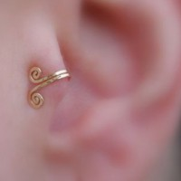 Klipsy na uszy